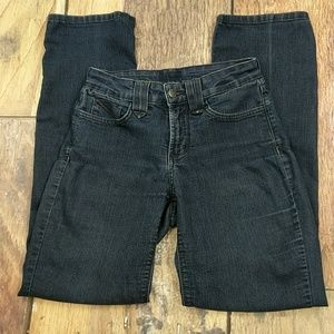Not your daughters jeans size 2 straight NYDJ